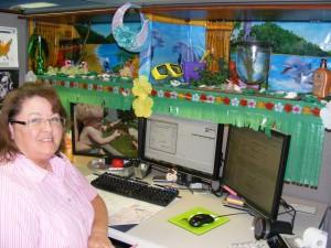 Christine's Desk Dream