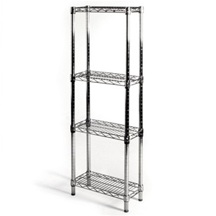 creative uses for wire shelving the shelving blog rh blog shelving com narrow wire shelves for closet narrow wire shelving racks