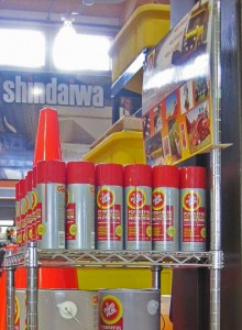 Wire Shelving Display Rack