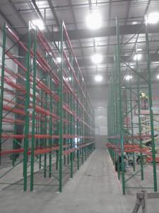 OSHA safety installation and scizzor lift