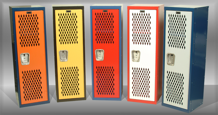 Compared To Our Clic Kids Lockers These New Home Team Look Like An Entirely Breed Equipped With A Multi Color Finish Match Your Favorite
