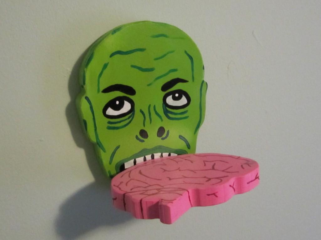 zombie shelf