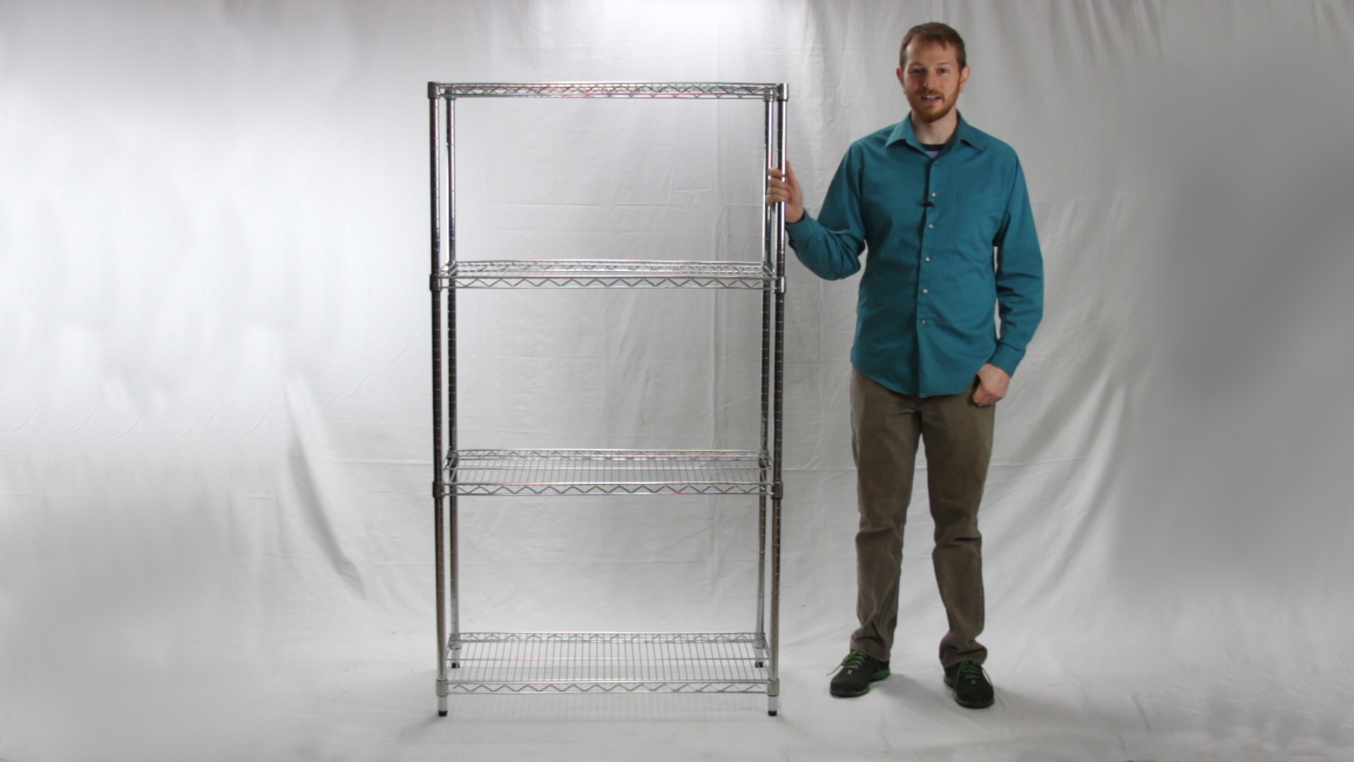 How to Disassemble Wire Shelving - The Shelving Blog