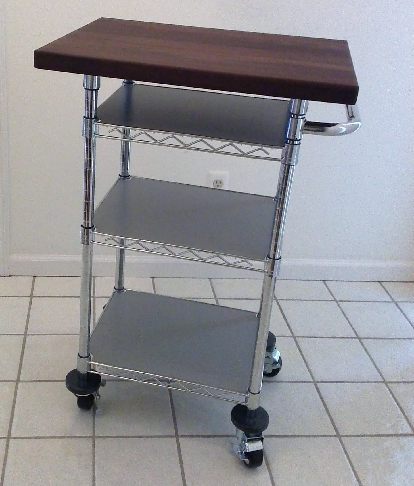 Creative Shelving Cart Shelving Com