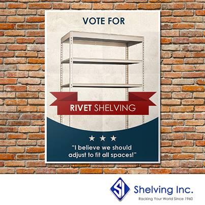 VoteForRivetShelving
