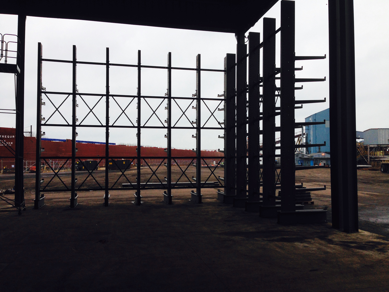 DTE Cantilever Racking