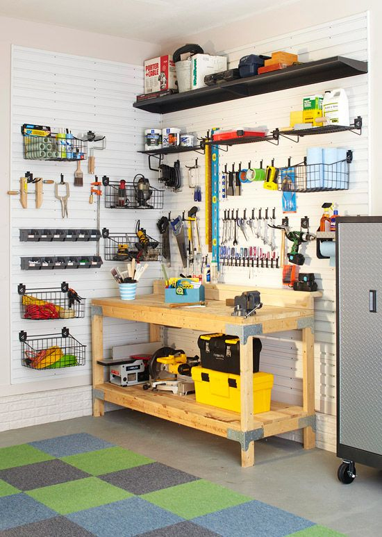 Garage-Work-Bench