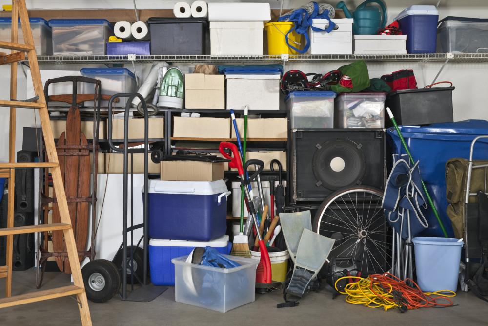 Messy-Garage