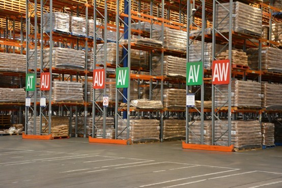 Warehouse-Labeling-System