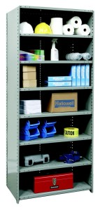 Closed-Steel-Clip-Shelving