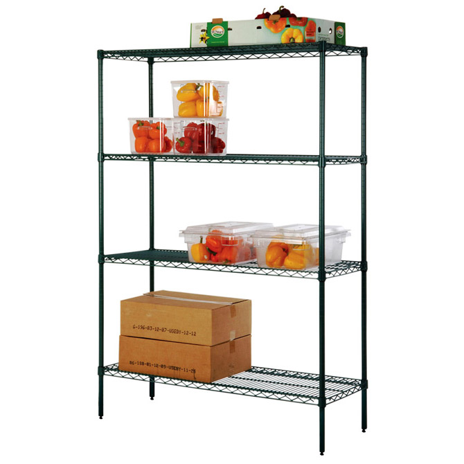 Wire Shelving Buyer\'s Guide - The Shelving Blog
