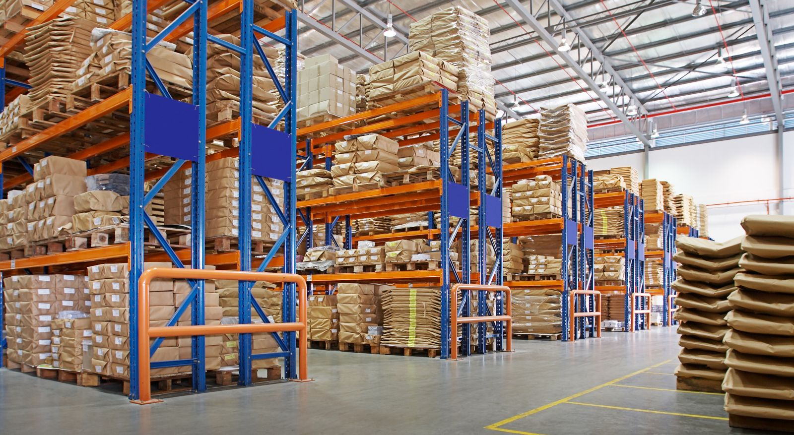 push rack racking systems a warehouse with maximizing pallet back system your spacerak