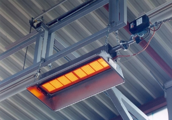 Propane Radiant Heater >> Tips to Keep Your Warehouse Warm in Winter - The Shelving Blog