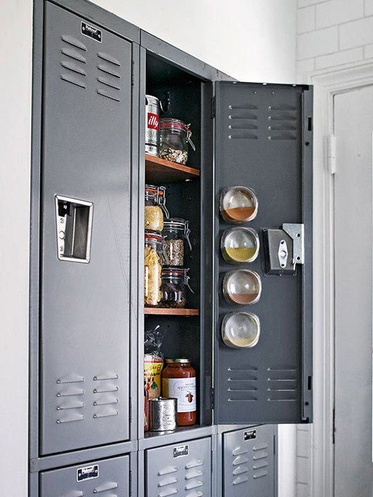 Kitchen Locker
