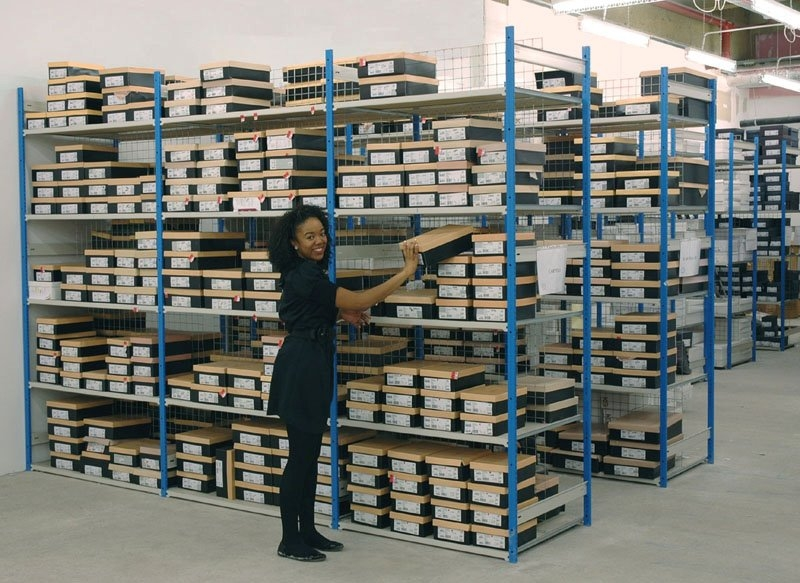 Stockroom organization tips the shelving blog