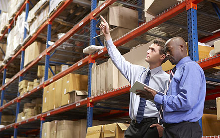 inventory management in warehouse