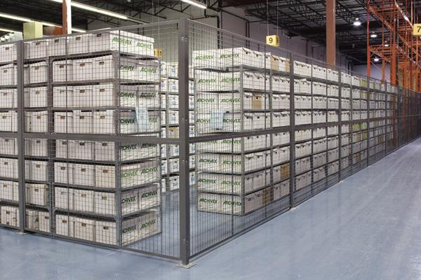 Preventing Warehouse Theft Amp Loss The Shelving Blog
