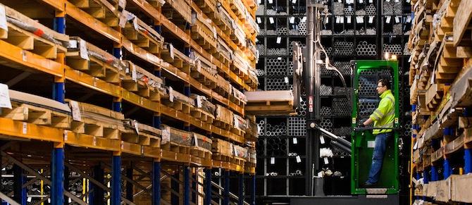 warehouse ecommerce