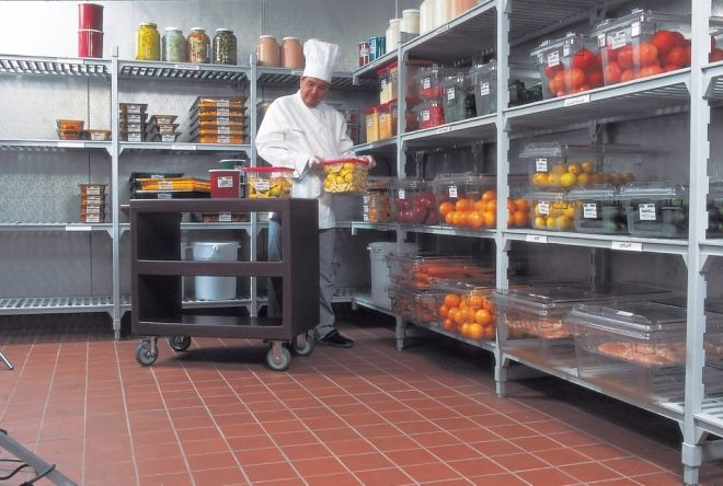 Commercial Kitchen Storage Containers