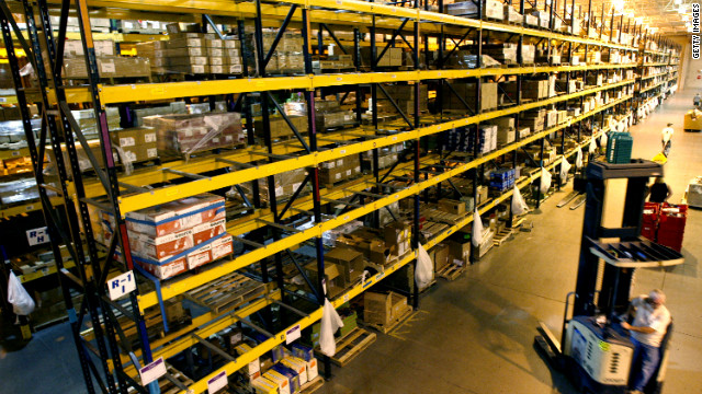 Five Warehouse Operational Strategies for Efficiency In The
