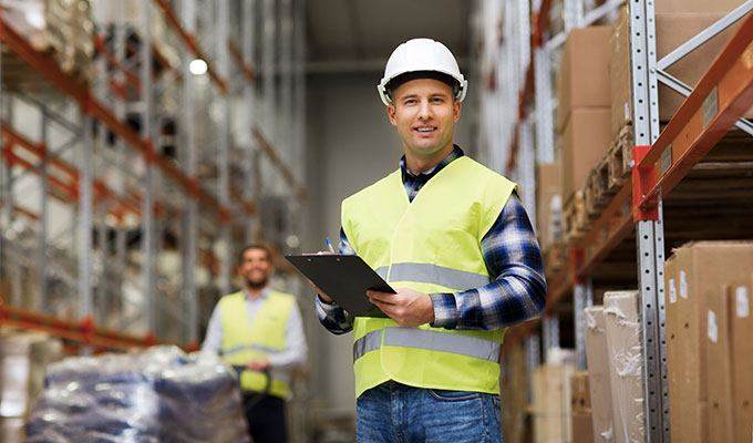 warehouse safety inspection