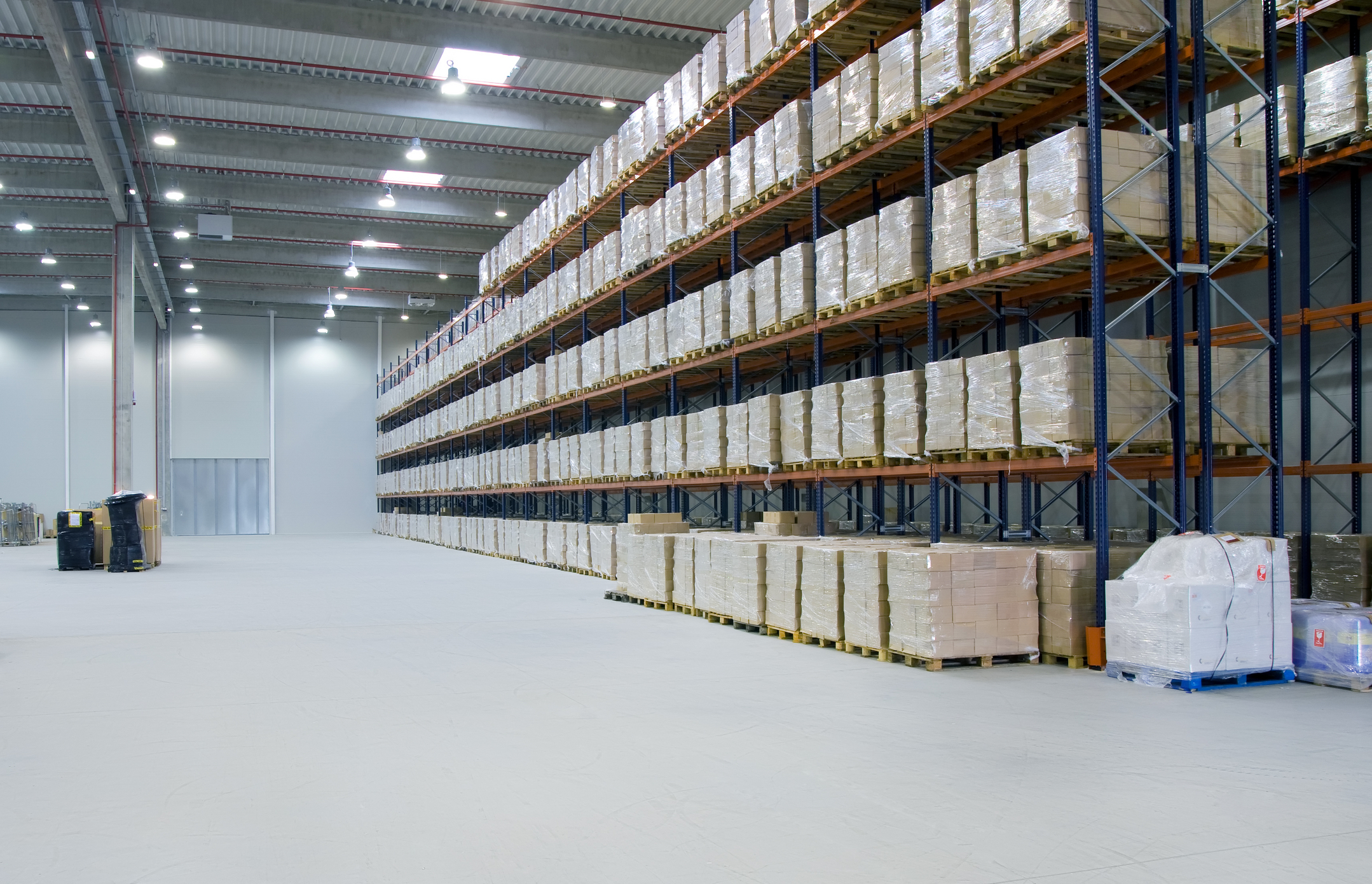 when most warehouse managers hear the term overhead their first instinct is to imagine the space they have between the top of their storage and their