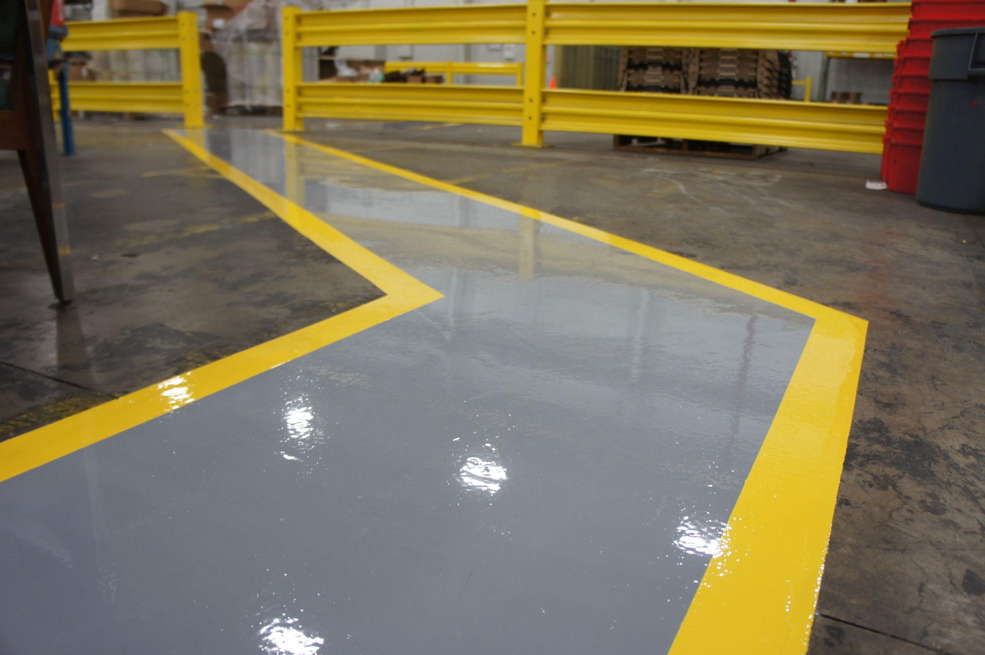 Loading Dock Floor Plan Warehouse Organization And Traffic Management Tips Blog