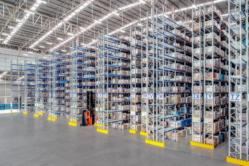 Managing Unused Vertical Space In Warehouses Shelving Com